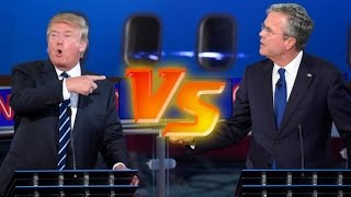 Download Donald Trump vs. Jeb Bush | Presidential Debate Highlights Video