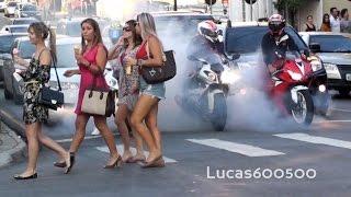 Download Motos esportivas acelerando em Curitiba - Parte 51 Video