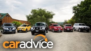 Download Which SUV is right for you? Nissan SUV range review Video