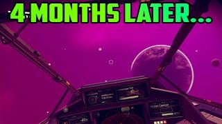 Download No Man's Sky: 4 Months Later... Video