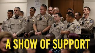 Download CHP attends arraignment of man charged in officer's death Video