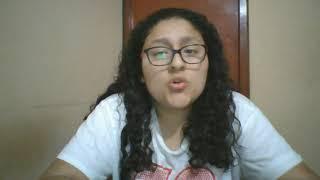 Download Jimena Valderrama Ames, Peru, reading article 2 of the UDHR in Spanish Video