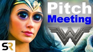 Download Wonder Woman Pitch Meeting Video