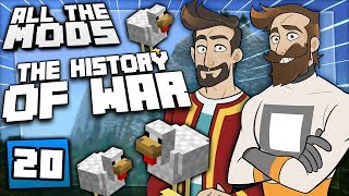 Download Minecraft All The Mods #20 - The History Of War Video