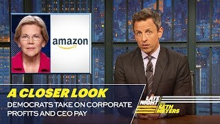Download Democrats Take on Corporate Profits and CEO Pay: A Closer Look Video