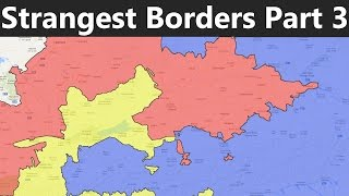 Download The World's Strangest Borders Part 3: Enclaves and Exclaves Video