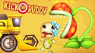 Download Kick the Buddy | Fun With All Weapons VS The Buddy | Android Games 2019 Gameplay | Friction Games Video