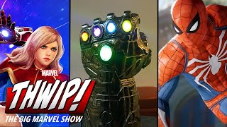 Download PlayStation Experience on THWIP! The Big Marvel Show! Video