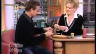 Download Simon Baker - Caroline Rhea November 2002 Video