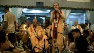 Download H.H.Jayapataka Swami at Kirtan Mela Mayapur 2015 - Mayapur TV video. Video