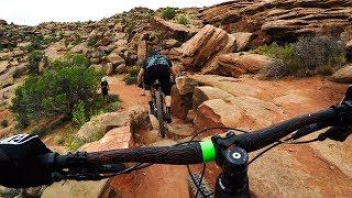 Download Mountain Biking Captain Ahab in Moab, Utah | 4k Video