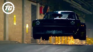 Download Ken Block Drifts London – EXTENDED Director's Cut | Top Gear | BBC Video
