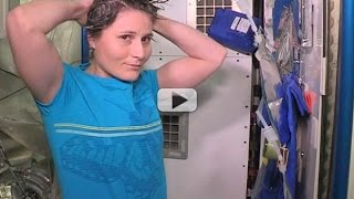 Download Doing Your Nails and Hair in Space - Astronaut Samantha Cristoforetti's Tips | Video Video