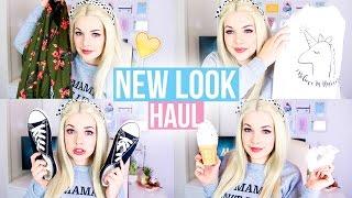 Download NEW LOOK HAUL | Cherry Wallis Video