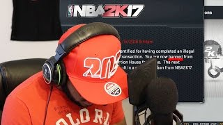 Download Getting Banned on NBA 2k17 For No Reason… Video