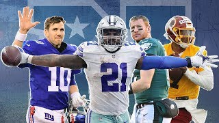 Download Who makes the NFL playoffs in wide open NFC East? | SportsPulse Video