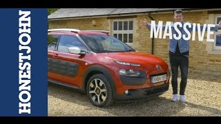 Download Citroen C4 Cactus car review: 10 things you need to know Video