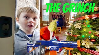 Download Nerf War: The Grinch Takedown Ridiculous Nicholas Video