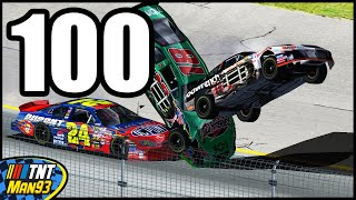 Download 100 Ways To Die In NASCAR Video
