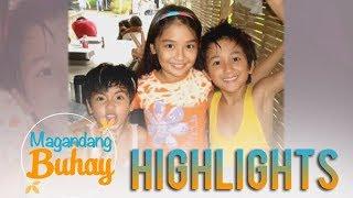 Download Magandang Buhay: Makisig and Jairus talks about having a crush on Kathryn Barnardo Video