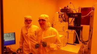 Download Tour of the University of Notre Dame Nanofabrication Facility from Inside Video