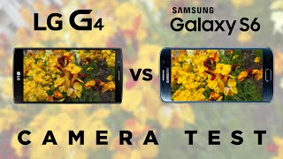 Download LG G4 vs Samsung Galaxy S6 Camera Test Comparison | SuperSaf TV Video
