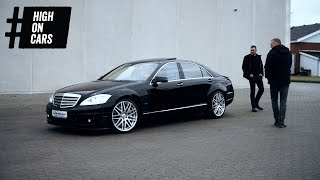 Download Kan Niels' ego være i en Mercedes S600 Brabus? - High on Cars Video