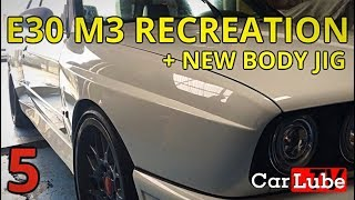Download 5th Epp | E30 M3 Recreation | Body Jig | Japan E30 M3 Video