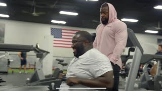 Download Losing 100 lbs   Ep 7   Weigh in's & Chest training Video