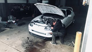 Download 2jz Supra Dyno doesn't go as planned! 🤕 Video