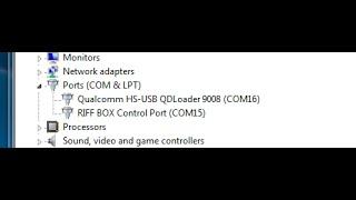 Download instalação Qualcomm HS-USB QDLoader 9008 Video
