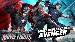 Download What Avengers Actor Is the Most Replaceable? - MOVIE FIGHTS!! Video