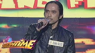 Download It's Showtime Funny One: Ryan Rems Sarita (Grand Winner) Video