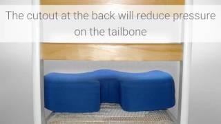 Download Tailbone Pillow for Tailbone Pain Video