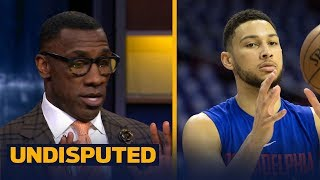 Download Shannon Sharpe on what Ben Simmons need to improve this offseason | NBA | UNDISPUTED Video