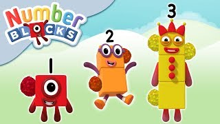 Download Numberblocks - Count the Fluffies | Learn to Count Video
