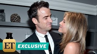 Download EXCLUSIVE: Justin Theroux Reveals Why He and Jennifer Aniston Had a Secret Wedding Video