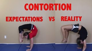 Download Contortion Expectations vs Reality Video