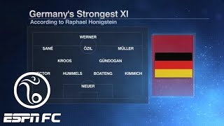 Download Germany's World Cup starting XI might even be better than Brazil's | ESPN FC Video