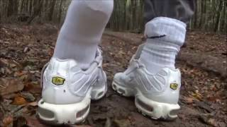 Download white sneakers for the forest´s mud - nike air max tn adidas top ten and a bonus ^^ Video