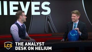 Download The Analyst Desk Loses a Bet and Has to Talk on Helium Video