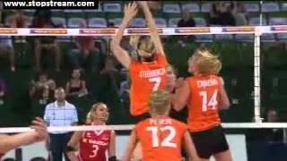 Download 2013 CEV European Championship: Netherlands - Turkey Video