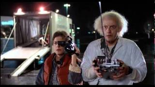 Download Back To The Future [1985] - The DeLorean Video