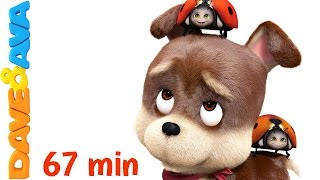 Download 🇬🇧 Five Little Ladybirds - the UK Version | Nursery Rhymes and Baby Songs from Dave and Ava 🇬🇧 Video