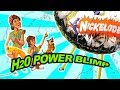 Download Flying A Nickelodeon H2O Power Blimp Video