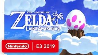 Download The Legend of Zelda: Link's Awakening - Nintendo Switch Trailer - Nintendo E3 2019 Video