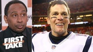 Download Tom Brady has surpassed Joe Montana as the GOAT – Stephen A. | First Take Video