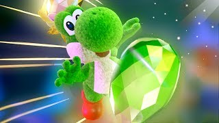 Download Yoshi's Crafted World All Cutscenes Movie - All 8 Short Movies Unlocked (Yoshi Theater) Video