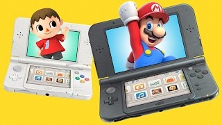 Download New Nintendo 3DS & 3DS XL Review Video