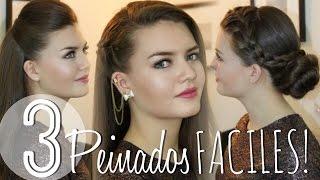 Download 3 Peinados FACILES! con Ladygamez Video
